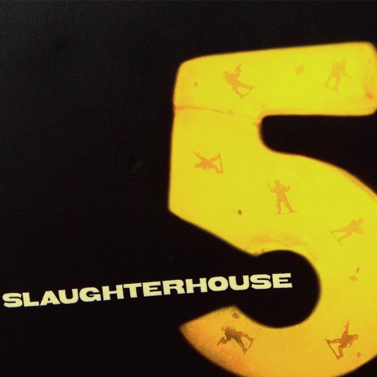 Slaughterhouse 5 - Kurt Vonnegut 1991 PB