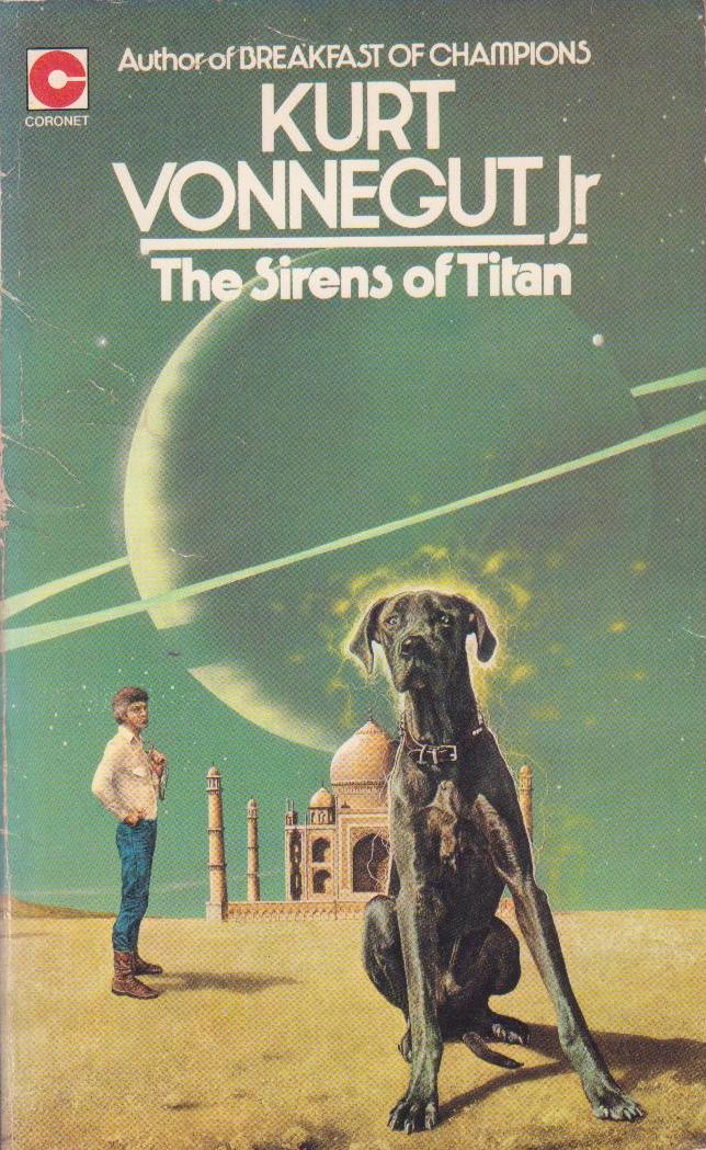 The Sirens Of Titan Kurt Vonnegut Nicholasjparr