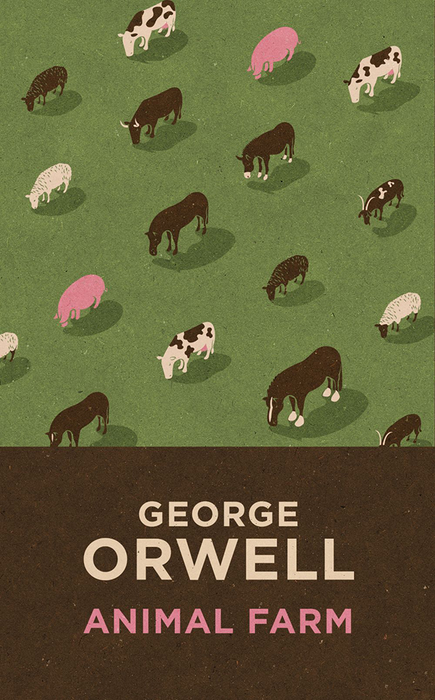 a satire of the russian revolution in the animal farm by george orwell Orwell, as quoted before, clearly explains that his main purpose for writing animal farm was to write a satire on the russian revolution (in shelden, 1991, p399) through animal satire, orwell attacks on the stalin's practices in russia and in wider scope, on totalitarian regimes.
