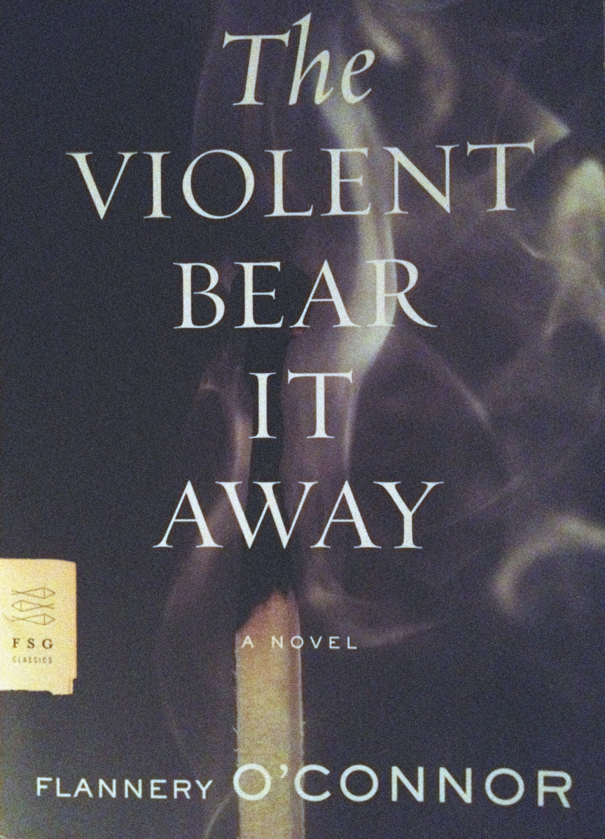 the violent bear it away essays Dark faith new essays on flannery o'connor's the violent bear it away edited by susan srigley university of notre dame press notre dame, indiana.