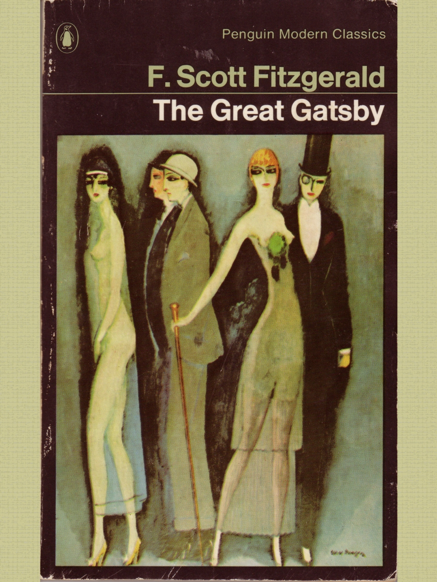 a review of fscott fitzgeralds the great gatsby In this version of f scott fitzgerald's elegiac critic reviews for the great gatsby the great gatsby is a standout novel that is brilliantly written with a.