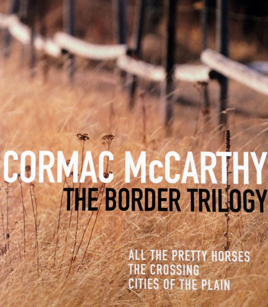 the role of cormac mccarthy and the violent nature of the god as portrayed in all the pretty horses Litcharts assigns a color and icon to each theme in all the pretty horses, which you can use to track the themes throughout the work the idea of the american west romanticism and reality.